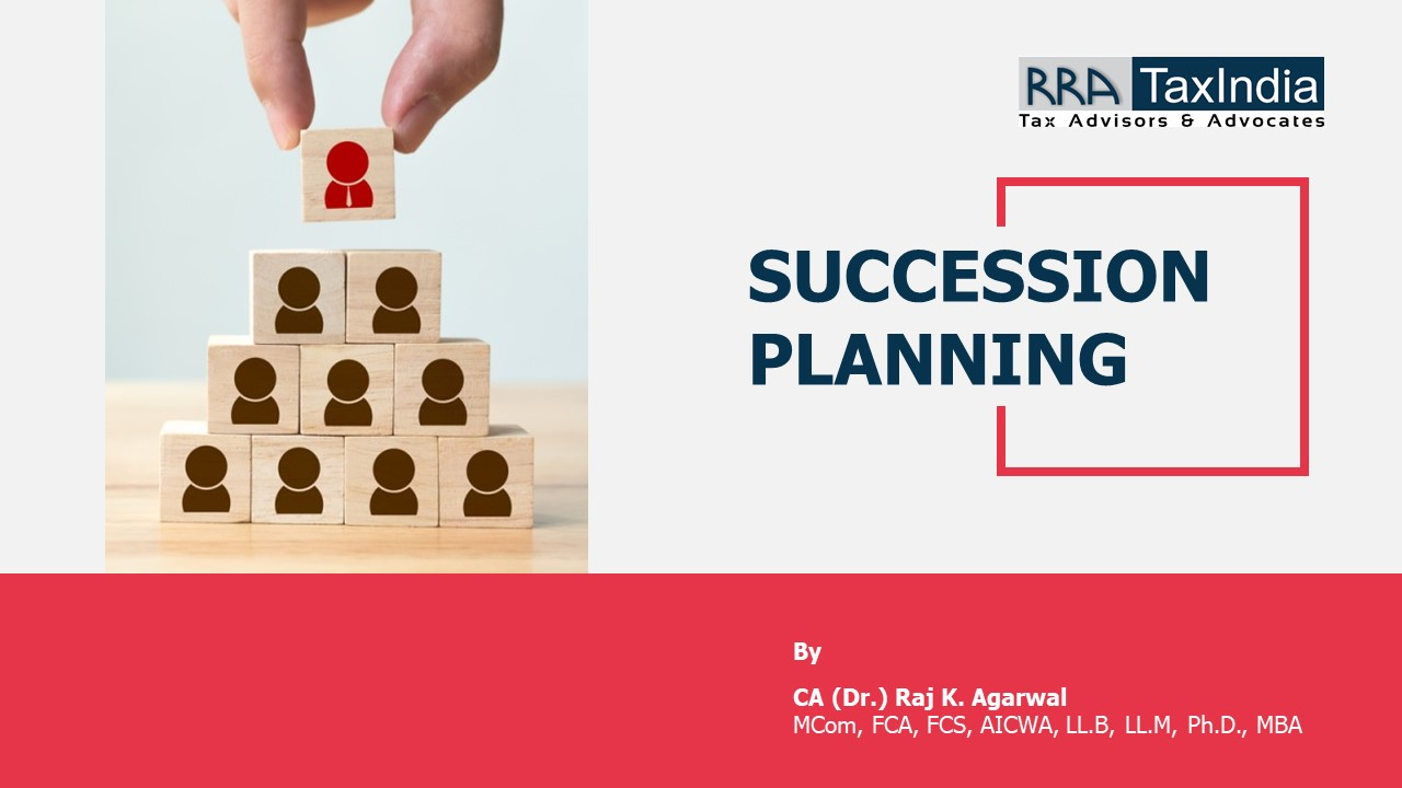 Personal Succession Planning